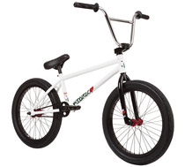 Fit Phantom Bike 2020 in white at Albe's BMX Online