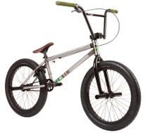 Fit STR XL Bike 2020 in gloss clear at Albe's BMX Online