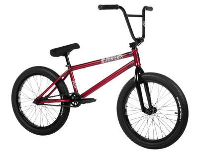 Subrosa Malum Bike 2020 in Red at Albe's BMX Online