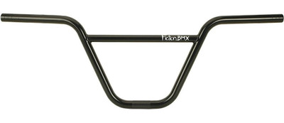 Fiction Troop Bar in black at Albe's BMX Online