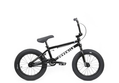 "Cult Juvenile 16"" Bike 2020 in black at Albe's BMX Online"
