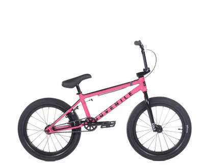 "Cult Juvenile 18"" Bike 2020 in pink at Albe's BMX Online"