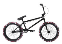 Cult Control Bike 2020 in black at Albe's BMX Online