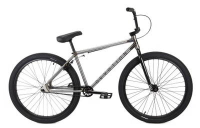 "Cult Devotion 26"" Bike 2020 in raw at Albe's BMX Online"