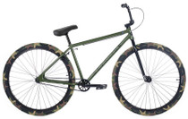 "Cult Devotion 29"" Bike 2020 in green at Albe's BMX Online"