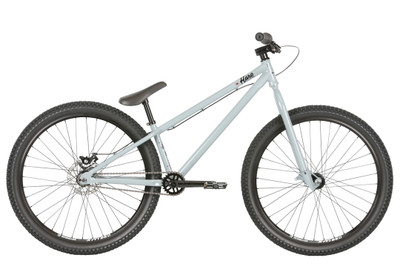 Haro Steel Reserve 1.1 DJ Bike 2020 in cool Grey at Albe's BMX Online