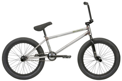 Haro SD AM Bike 2020 in raw color at Albe's BMX Online