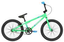 Haro Shredder Bike 2020 in bad apple green color at Albe's BMX Online