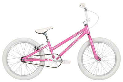 Haro Shredder Girls Bike 2020 in pink at Albe's BMX Online