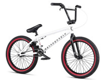 We The People Nova Bike 2020 in white at Albe's BMX Online
