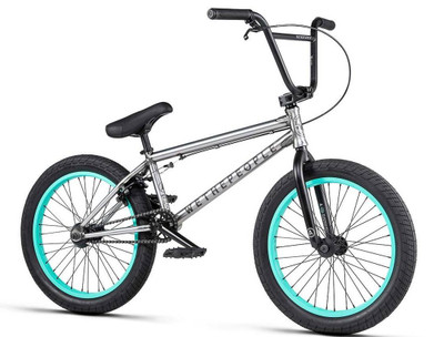 We The People Arcade Bike 2020 in Raw at Albe's BMX Online