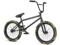 We The People Justice Bike 2020 in black at Albe's BMX Online