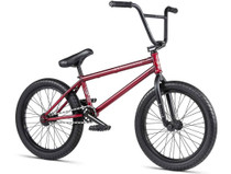 We The People Justice Bike 2020 in red at Albe's BMX Online