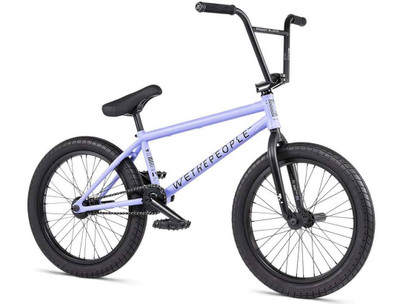 We The People Reason Bike 2020 in lilac at Albe's BMX Online