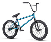We The People Crysis Bike 2020 in trans Teal at Albe's BMX Online