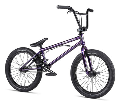 We The People Versus Bike 2020 in Wizard Black at Albe's BMX Online