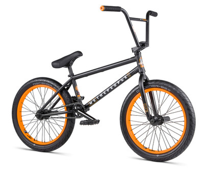 We The People Trust FC Bike 2020 in black at Albe's BMX Online