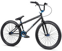 "We The People Atlas 24"" Bike 2020 in black color at Albe's BMX Online"