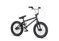 "We The People Seed 16"" Bike 2020 in black color at Albe's BMX Online"