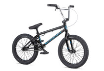 "We The People CRS 18"" Bike 2020 in black color at Albe's BMX Online"