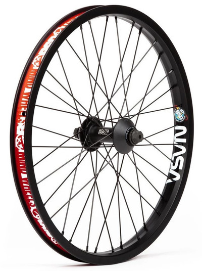 BSD West Coaster Mind Wheel in black at Albe's BMX Online