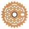 Shadow Conspiracy Maya Sprocket in copper color at Albe's BMX Online