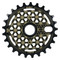 Shadow Conspiracy Maya Sprocket in Black color at Albe's BMX Online