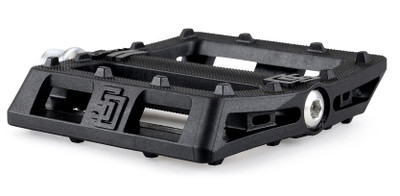 Haro SD PC Pedals in black at Albe's BMX Online