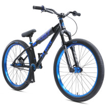 "SE Bikes DJ Ripper HD 26"" 2019 Bike in black at Albe's BMX Online"