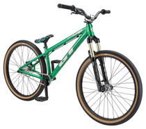 "GT LaBomba Pro Dirt Jump 26"" 2020 Bike in green at Albe's BMX Online"