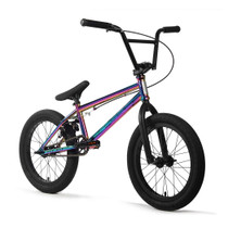 "Elite BMX Pee Wee 18"" Bike 2020 in Oil Slick at Albe's BMX Online"