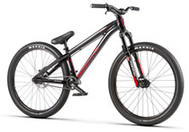 Radio Griffin Pro Dirt Jump Bike 2020 in black at Albe's BMX Online