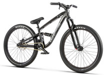 Radio Siren Dirt Jump Bike 2020 in black at Albe's BMX Online