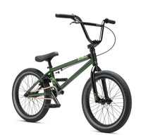 "DK Aura 18"" 2020 Bike in Green at Albe's BMX Online"