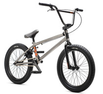 "DK Cygnus 20"" 2020 Bike in Silver at Albe's BMX Online"