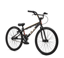 "DK Swift Junior 20"" Bike 2020 in black at Albe's BMX Online"