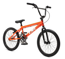 "DK Swift Pro 20"" Bike 2020 in orange at Albe's BMX Online"