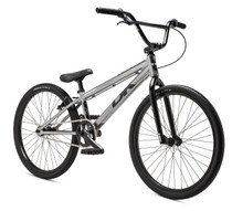 "DK Sprinter Cruiser 24"" Bike 2020 in silver at Albe's BMX"