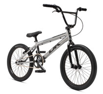 "DK Sprinter XL 20"" Bike 2020 in silver at Albe's BMX Online"