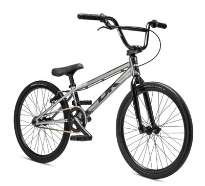 "DK Sprinter Expert 20"" Bike 2020 in silver at Albe's BMX Online"