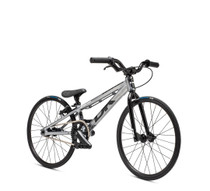 "DK Sprinter Micro 18"" Bike 2020 in silver at Albe's BMX Online"