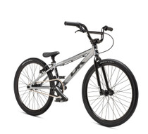 "DK Sprinter Junior 20"" Bike 2020 in silver at Albe's BMX Online"