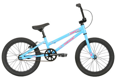 "Haro Shredder 18"" Girls Bike 2020 in Sky Blue at Albe's BMX Online"