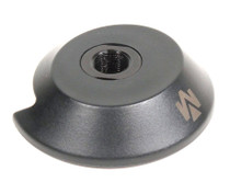 Madera C4 Drive Side Hub Guard in black at Albe's BMX Online