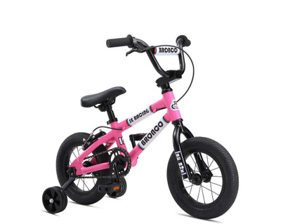"SE Bikes Bronco 12"" Bike in pink at Albe's BMX Online"