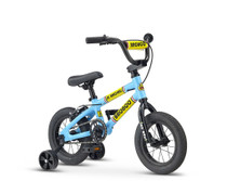 "SE Bikes Bronco 12"" Bike in blue at Albe's BMX Online"