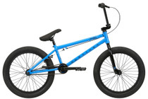 Haro Downtown Bike 2020 in blue at Albe's BMX Online