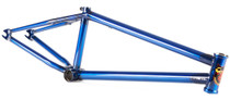 S&M BTM Frame in Trans Blue at Albe's BMX Online