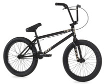 Fiend Type O XL Bike 2020 in black at Albe's BMX Online