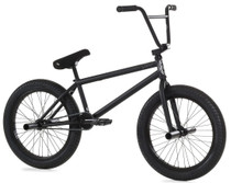 Fiend Type A+ Bike 2020 in black at Albe's BMX Online